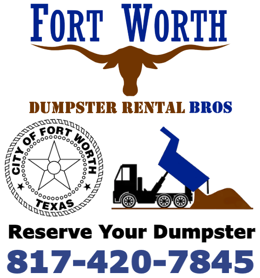 Fort Worth dumpster rental service
